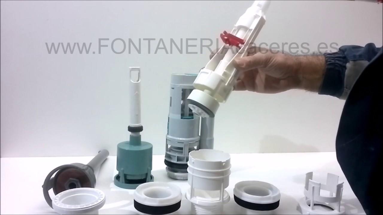 Reparaci n cisterna de inodoro que pierde agua paso a paso for Cisterna vater