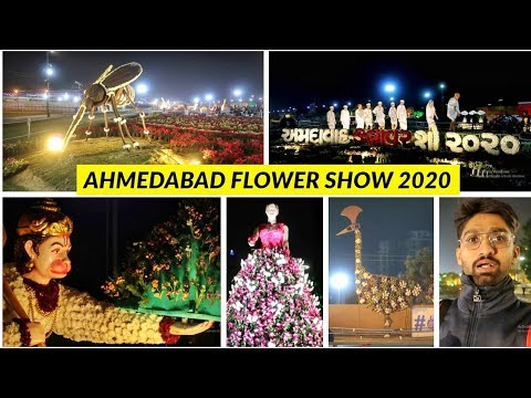 Flower Show 2020 in Ahmedabad !