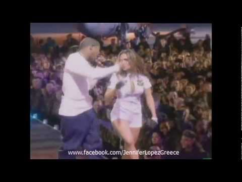 Jennifer Lopez - Ain't It Funny (Remix) Ft. Ja Rule (Live at MTV USO 2001)