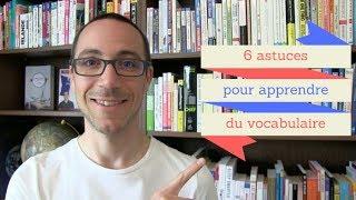 Comment résoudre votre problème de vocabulaire