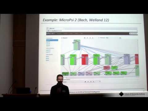 Joscha Bach – The Next Generation of the  MicroPsi Framework – AGI12