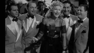 """Orchestra Wives (1942) -  """"I've Got A Gal In Kalamazoo"""""""
