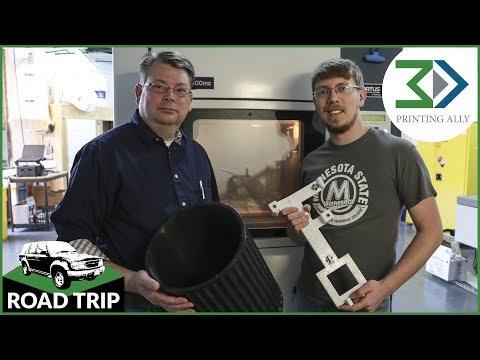 Industrial FDM - 3D Printing Ally | F3DP Road Trip
