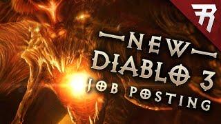 New Diablo Job Postings Expansion Coming Diablo Diablo Remaster