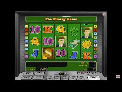 Тактика игры в игровой автомат The Money Game. Игры казино автоматы скачать.