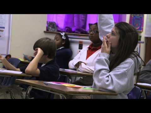 TAP Founder's Award 2013: North DeSoto Middle School, LA