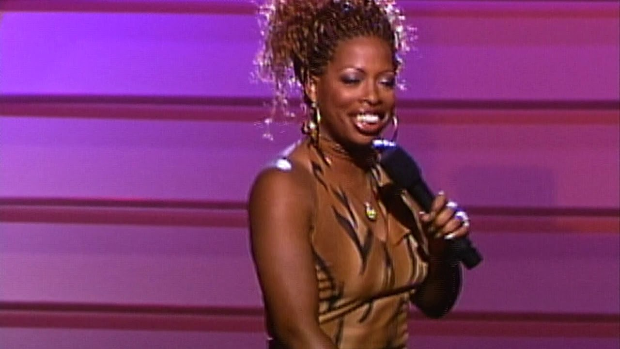 """Adele Givens """"Filthy Mouth"""" Queens Of Comedy"""