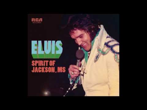 Elvis Presley - Spirit Of Jackson, MS  - September 5, 1976 Full Album [FTD]