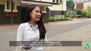 Indonesian Christians React To Church Bombings