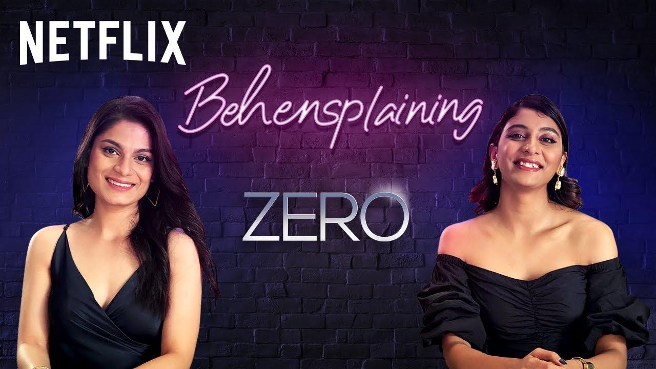 Behensplaining | Srishti Dixit & Dolly Singh Review Zero | Netflix India