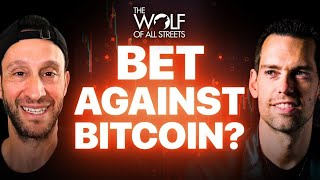 The Danger Of Betting Against Bitcoin   Tom Bilyeu of Quest Nutrition and Impact Theory