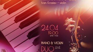 """Art Chamber Duo """"Polyconcerto"""" - El Viaje (Astor Piazzolla)"""