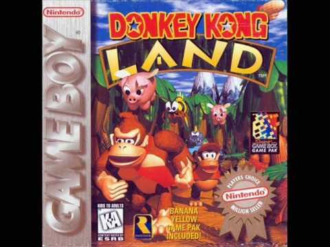 Donkey Kong Land - Music - Bad Boss Boogie