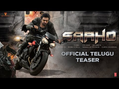 'Saaho' Teaser Promises A Fusion Of 'Mission: Impossible' And 'Mad Max: Fury Road'