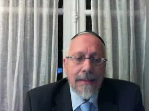 Parachat Vaygach 5772 - Rabbin Abittan