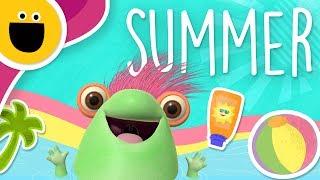 Marvie's Favorite Summer Activities (Sesame Studios)