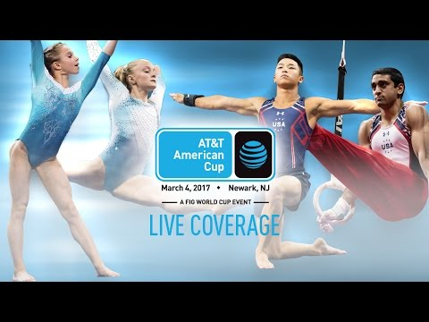 2017 AT&T American Cup - International Feed