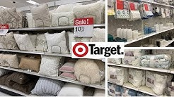 Target Decorative Pillow Bedding & Bath | Opalhouse Home Decor | Shop With Me Spring 2019