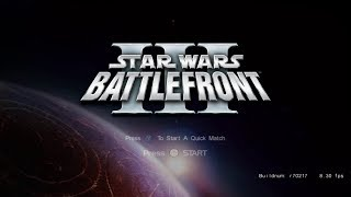 Star Wars Battlefront III - Xenia Gameplay