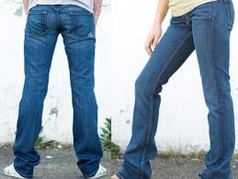 Why do people wear skinny jeans?