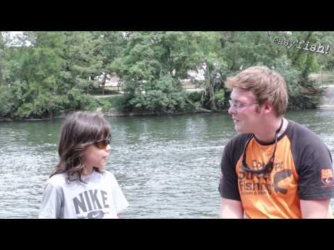 easy'fish! épisode 6: c'est l'été, pêchez léger! (version autorisée par youtube)