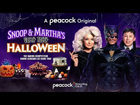 Snoop & Martha's Very Tasty Halloween Trailer