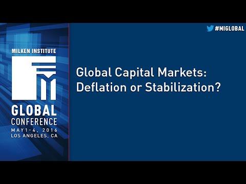 Global Capital Markets: Deflation or Stabilization?