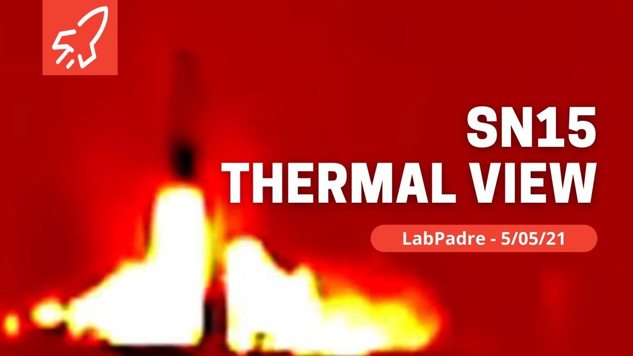 SN15 Predator/Thermal Cam Replay
