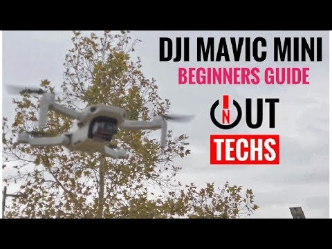 Dji Mavic Mini Beginner's Guide (Greek)   In Out Techs