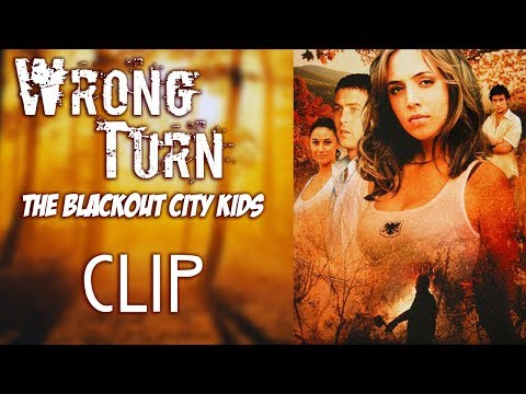 Wrong Turn - Clip (The Blackout City Kids)