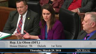 House State Government Finance Committee  - part 2  3/29/18