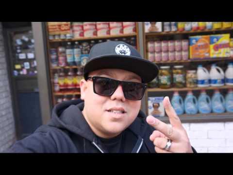 Delz Visiting Bodega Sneaker Shop In Boston,MA