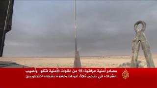 القوات العراقية على مشارف حي كوكجلي شرقي الموصل