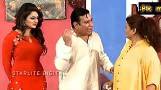 Best of Nasir Chinyoti and Naseem Vicky Stage Drama Full Comedy Clip