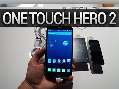 Alcatel OneTouch Hero 2, prise en main - par Test-Mobile.fr