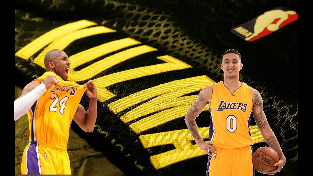 reputable site 26b27 3132d Kyle Kuzma Authentic Lakers City Edition Jersey Unboxing