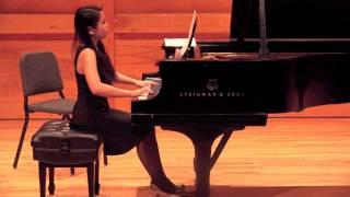 3 Klavierstücke (Schoenberg)- SBU 2015 Piano Project