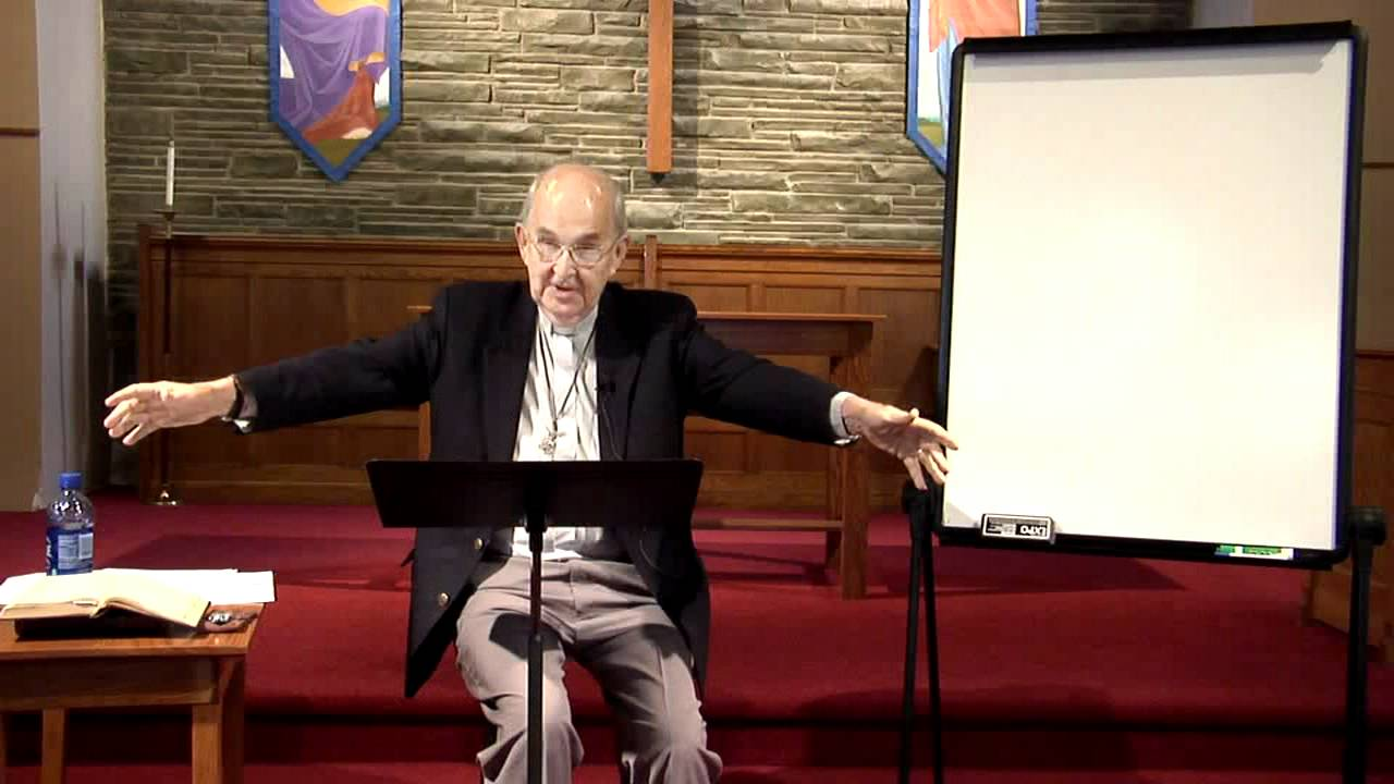 Dr Kenneth E Bailey: Jesus, The Oppressed, And The Oppressors