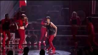 Скачать Justin Bieber Beauty And Beat Ft Nicki Minaj American Music Awards 2012 HD