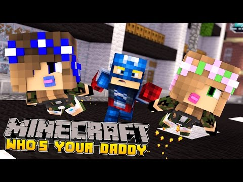 Minecraft Whos your Daddy?? BABY CARLY BLOWS UP BABY CARLY!!