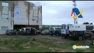 Nuevo golpe al narcotráfico en la costa de Huelva