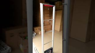 Video RF8.2Mhzmono eas security system,one door can work,anti theft system for shop download MP3, 3GP, MP4, WEBM, AVI, FLV Desember 2017