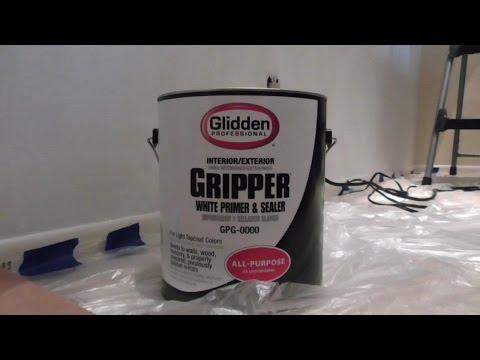 Glidden Gripper Paint Primer Review