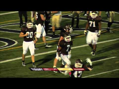 University of St. Francis Football (USF) vs. Robert Morris University — 10/12/13