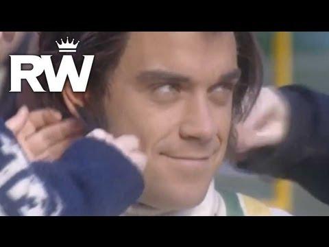 Robbie Williams | 'Supreme' | Inserting Bob Williams