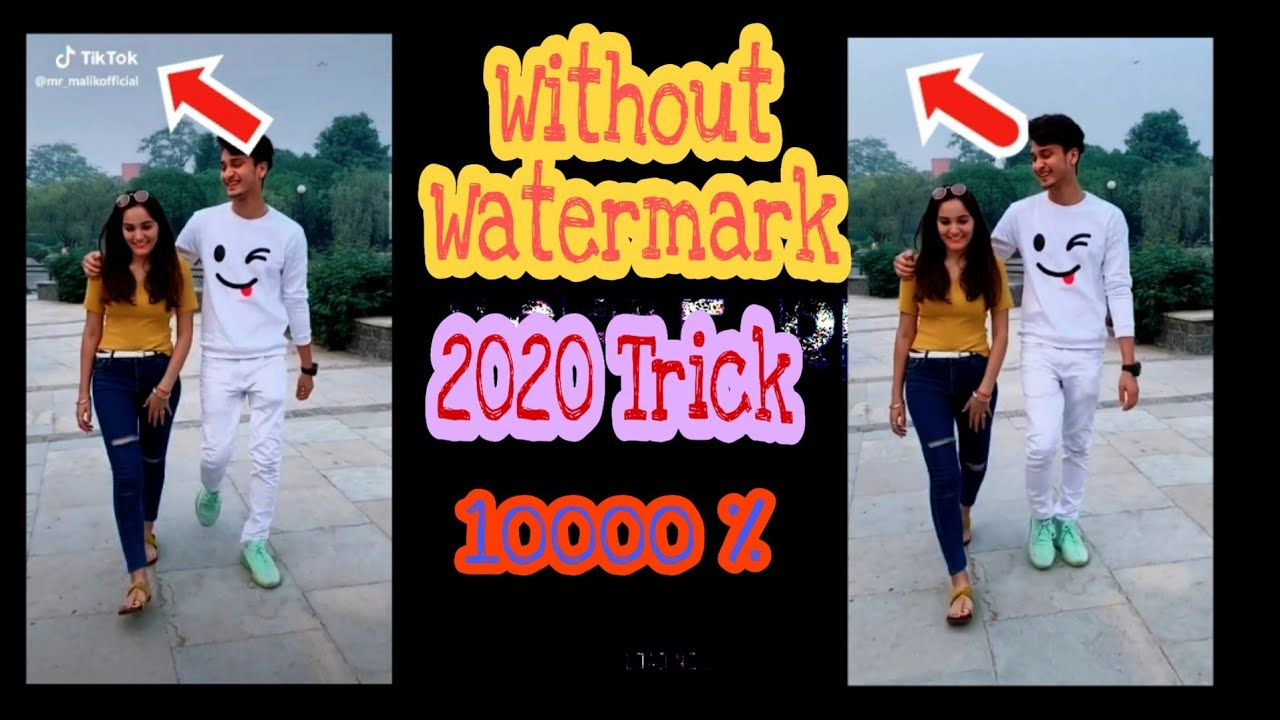 image how to download tiktok videos without watermark