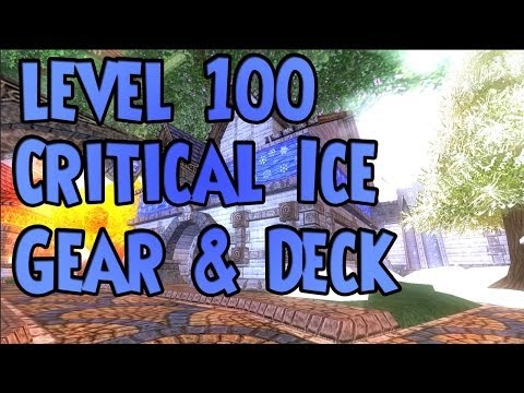 Wizard101 Ice gear setup for PvP & PvE | FunnyDog TV