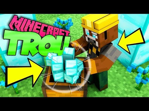 COME AVERE DIAMANTI INFINITI SU MINECRAFT!! - Minecraft TROLL ITA