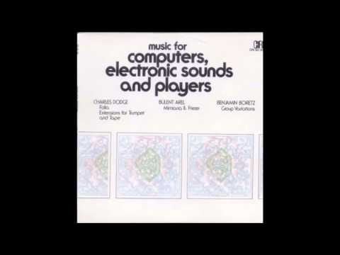 Music For Computers, Electronic Sounds and Players (Full Album)