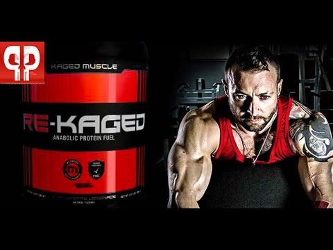 Kaged Muscle Re-Kaged Review: Orange Kream vs Strawberry Lemonade